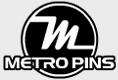 Metro Pins